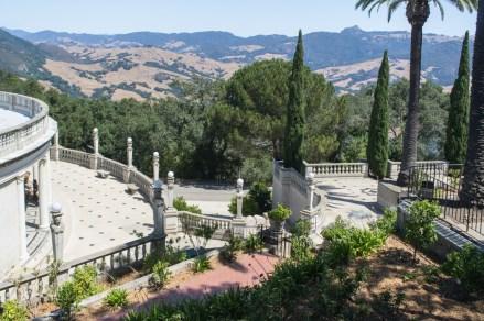 Piscine Neptune Hearst Castle Californie 1