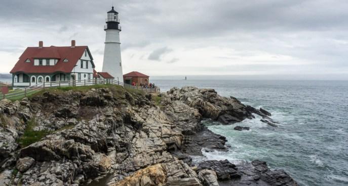 Phare Portland Maine