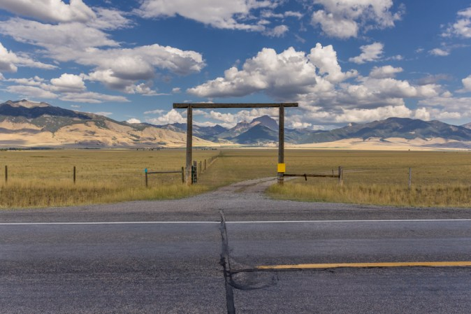 Montana - ranch