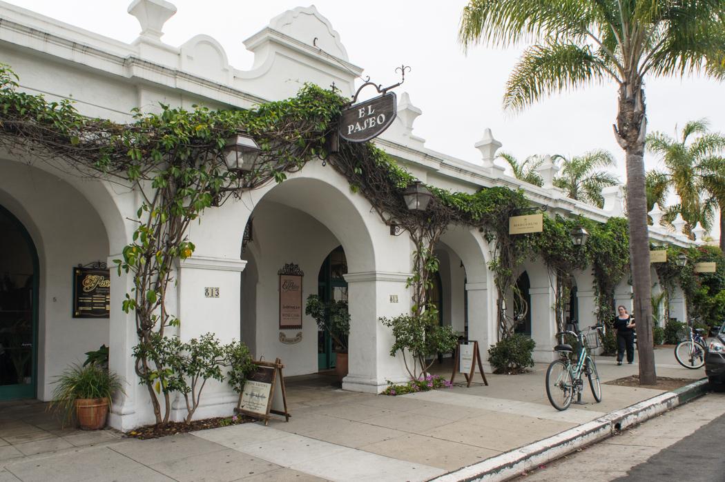 Santa Barbara Californie State Street