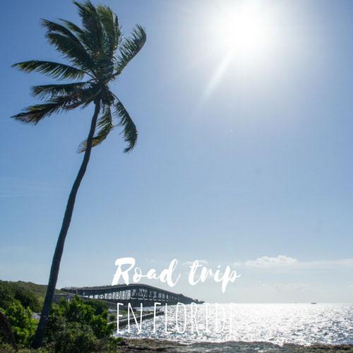 Floride road trip