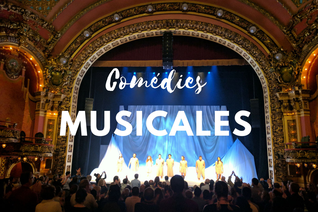comedies musicales americaines