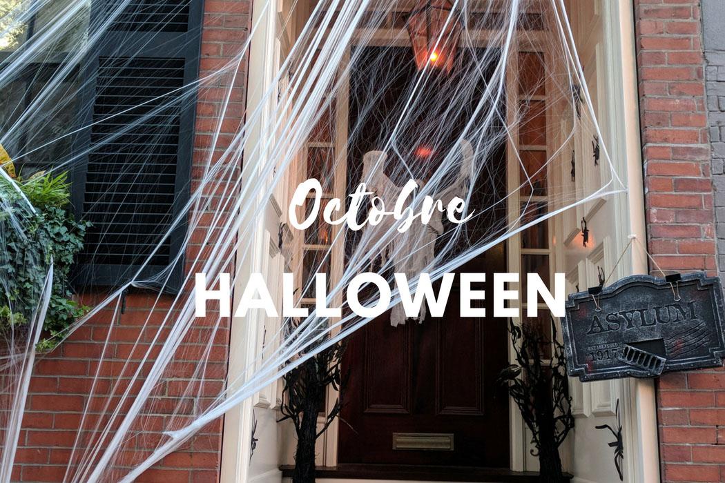 Octobre Halloween
