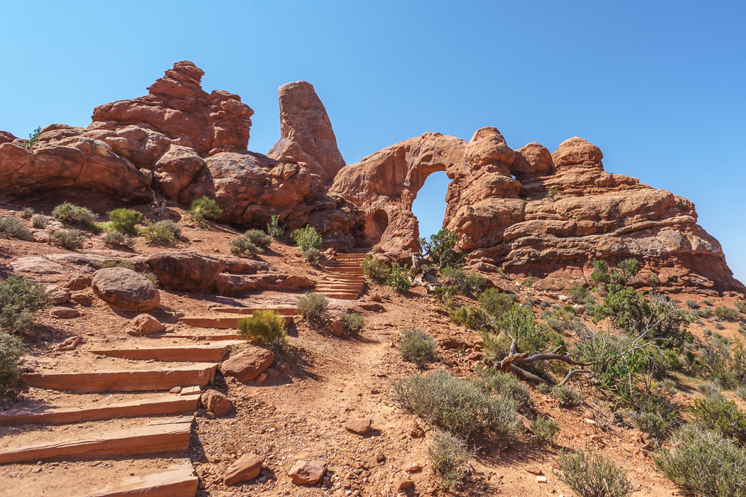 arches-national-park Turret ARch