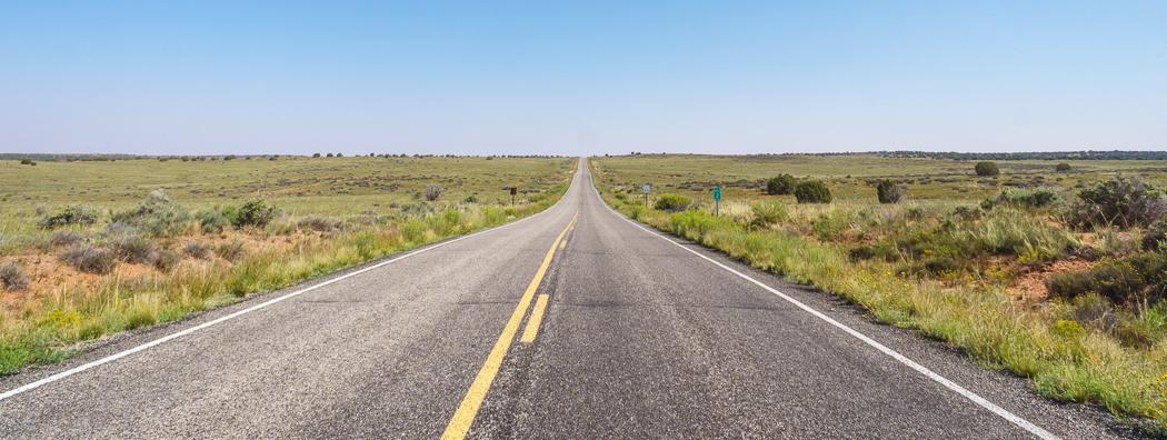 En route pour Canyonlands National Park Utah