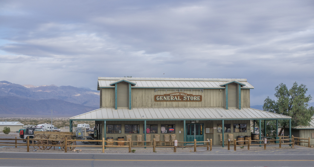 death valley california - General Store