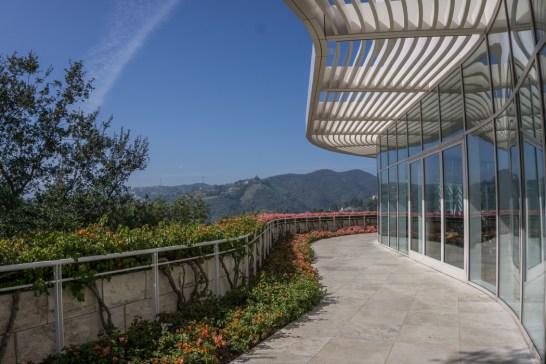 Los Angeles Californie - Getty Center - www.maathiildee.com