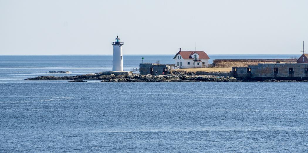Circuit Bord de mer Nouvelle Angleterre - Kittery
