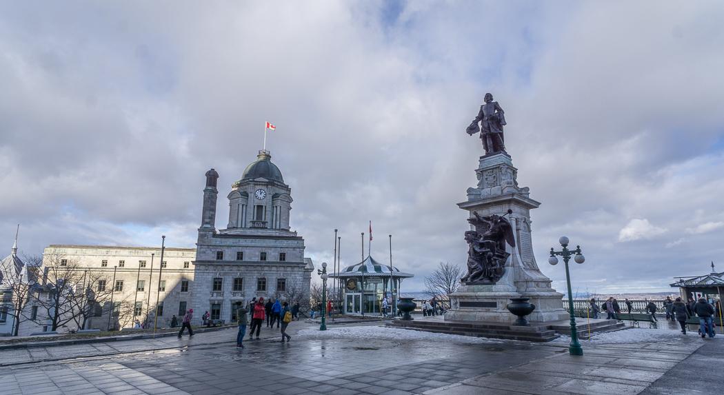 Visite de la ville de Quebec-6