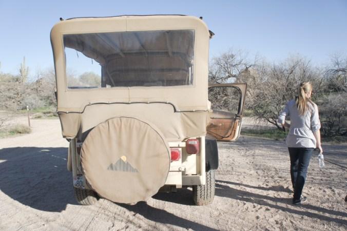 Jeep Arizona