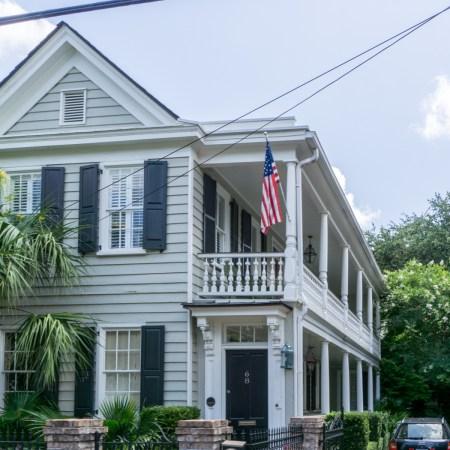 Charleston Caroline du Sud centre historique-1-2