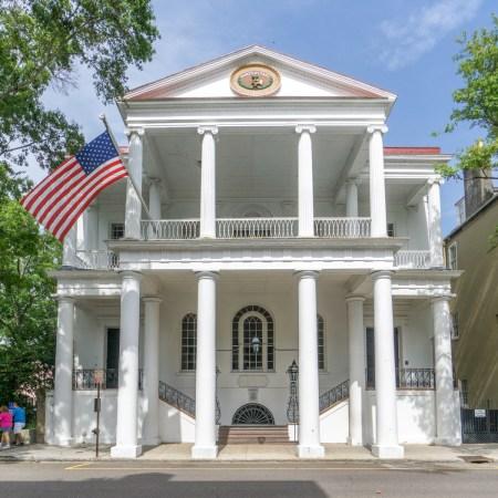 Charleston Caroline du Sud le centre historique-7