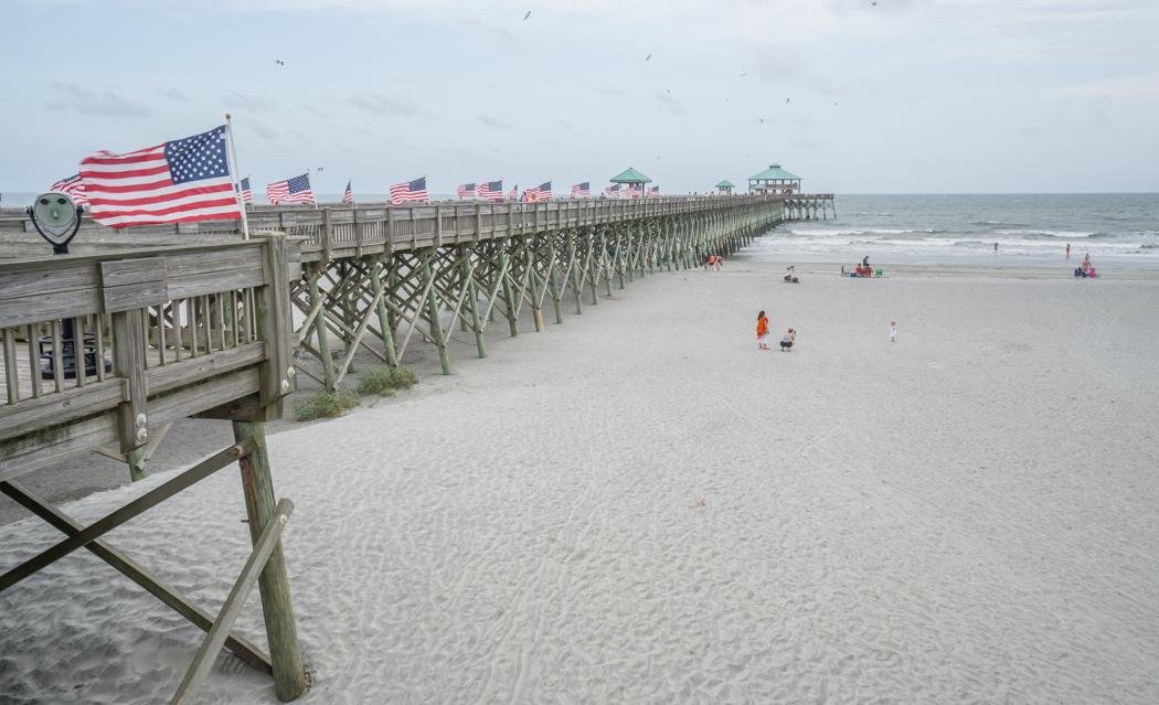Folly Beach - The Pier