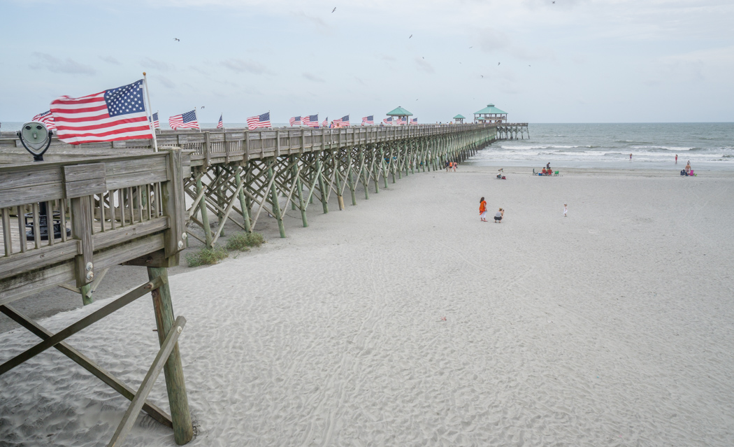 Folly Beach - The Pier