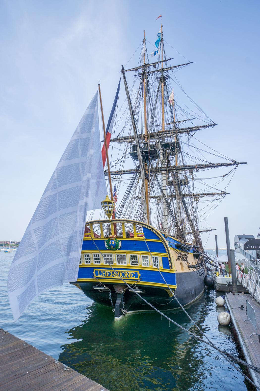 hermione bateau lafayette boston-1
