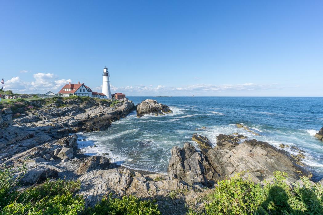 Phare de Portland - Maine Nouvelle Angleterre-12