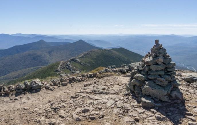 White mountains Mount Lafayette-14