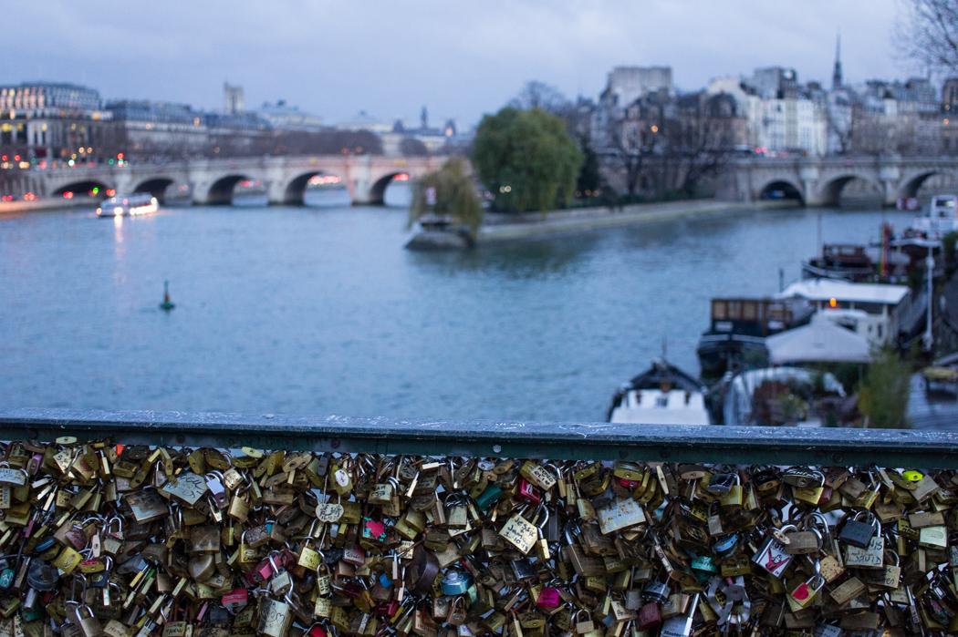 Paris les ponts