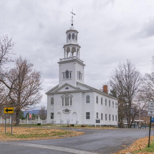 Vermont New England-1