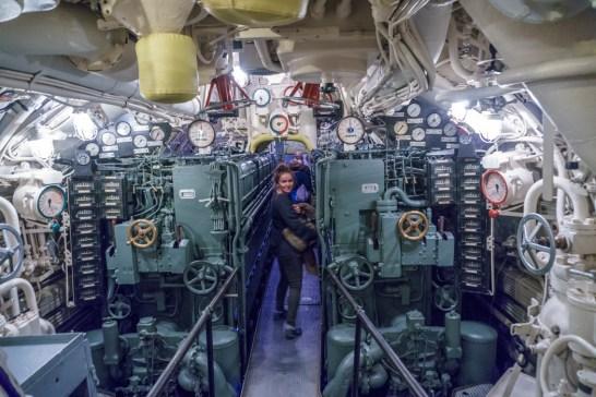 Visiter Chicago - musee des sciences et des techniques sous marin 1