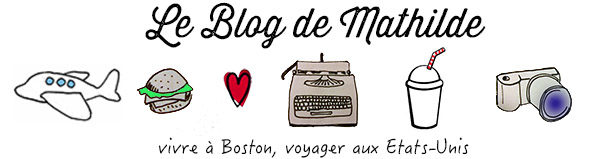 Le blog de Mathilde
