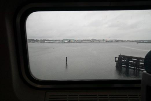 Boston New York en train-7