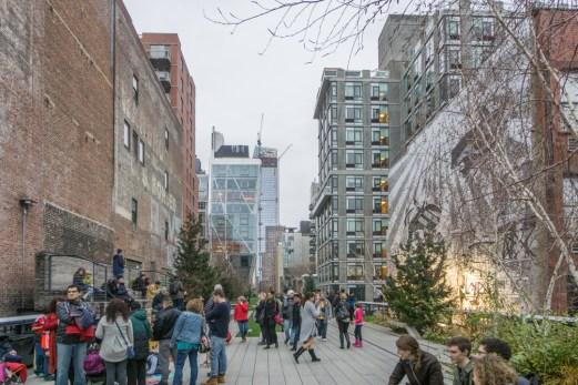 New York comme des touristes jour 1-11