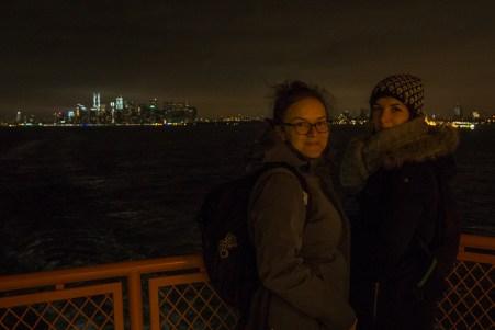 Ferry gratuit New York comme des touristes jour 1-16