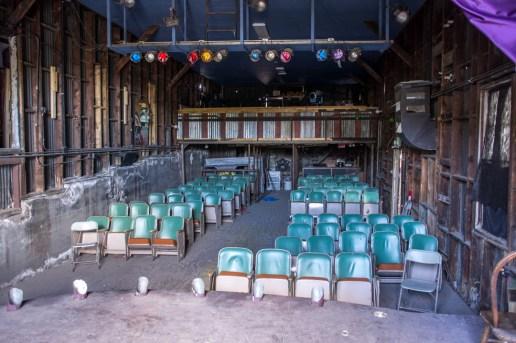 LA route de la turquoise nouveau mexique musee cinema