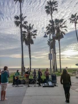 Groupe de musique Venice Beach Los Angeles California-7