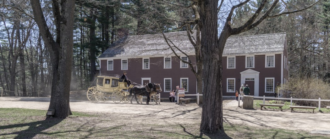 Old Sturbridge Village Massachusetts-24