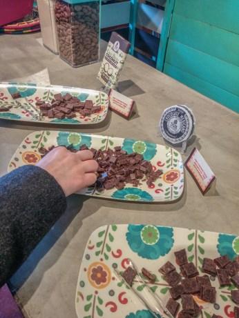 Vivre a Boston - visiter Taza Chocolat