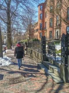 Vivre a Boston - Beacon Hill