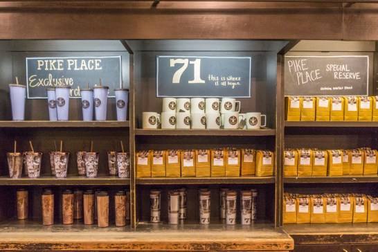 Le premier starbucks a seattle 1