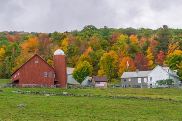 L'été indien dans le Vermont | Le blog USA de Mathilde