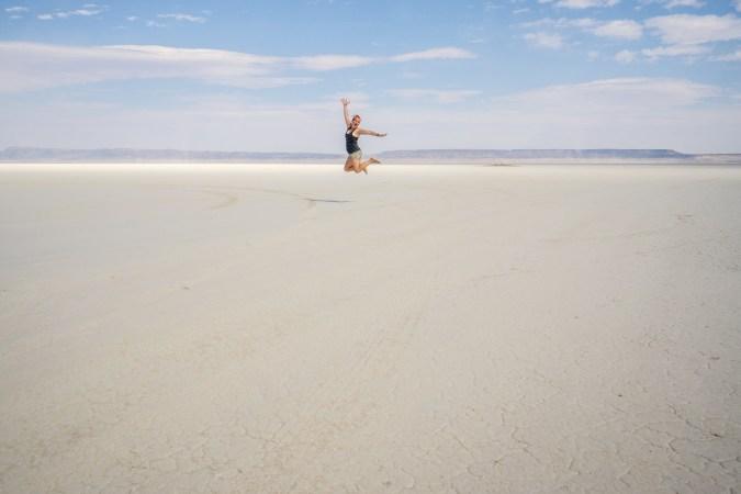 blog mathilde desert