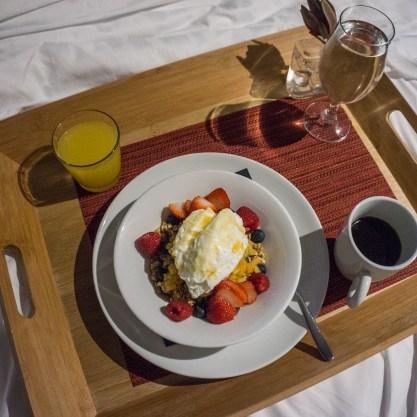 Denver Colorado Art hotel room service
