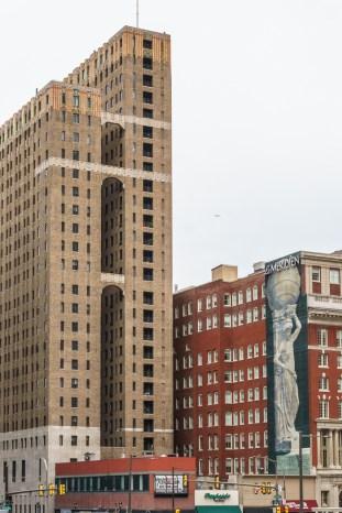 Philadelphie Downtown