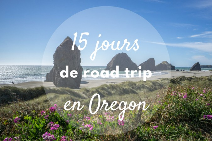 Road trip oregon