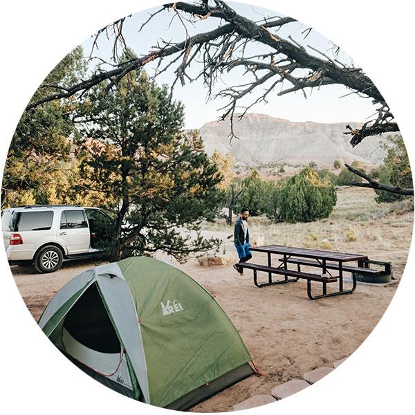 Kodachrome State Park Utah Camping
