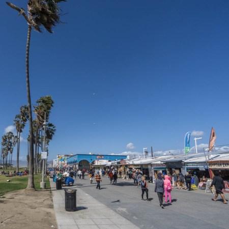 Los Angeles Venice Beach-1