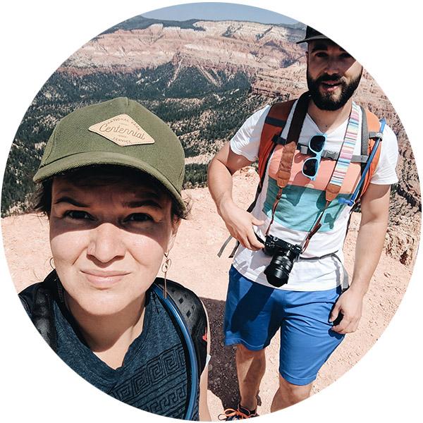 Selfie Cedar Breaks National Monument