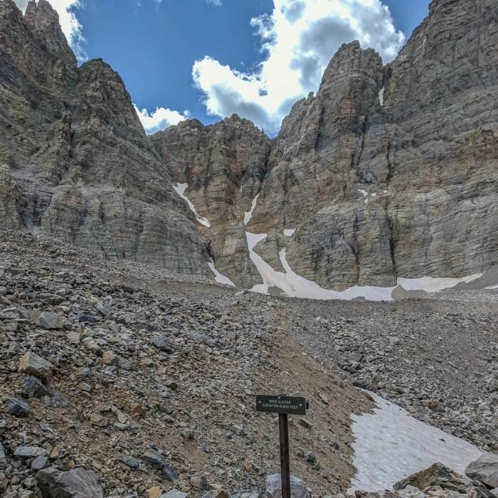 La fin du trail Great Basin National Park Nevada-2