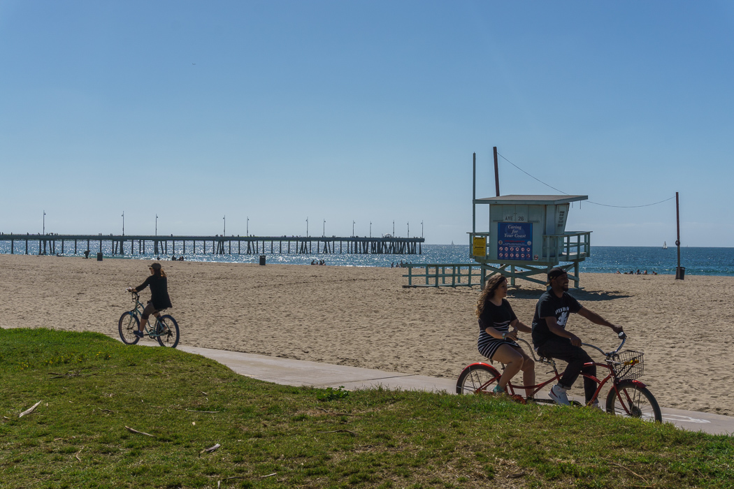 Los Angeles The Beach