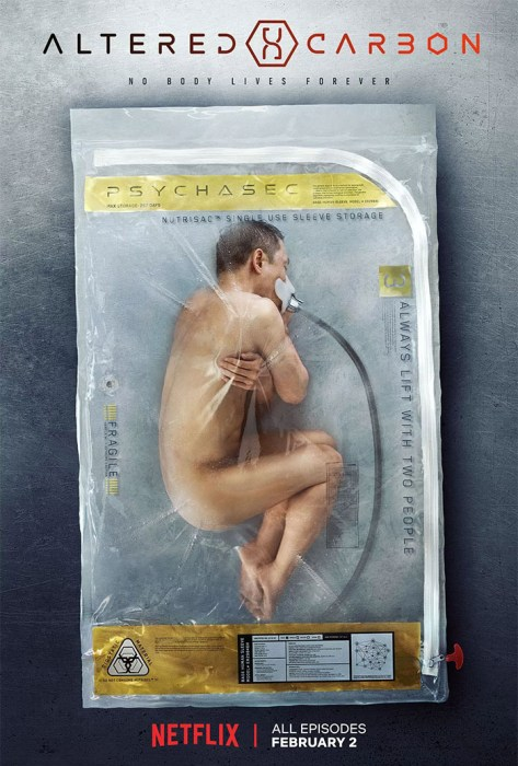 Altered Carbon Netflix