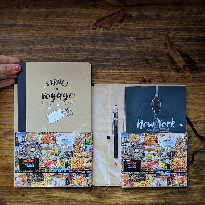 Food Trotter Livre New York Larousse