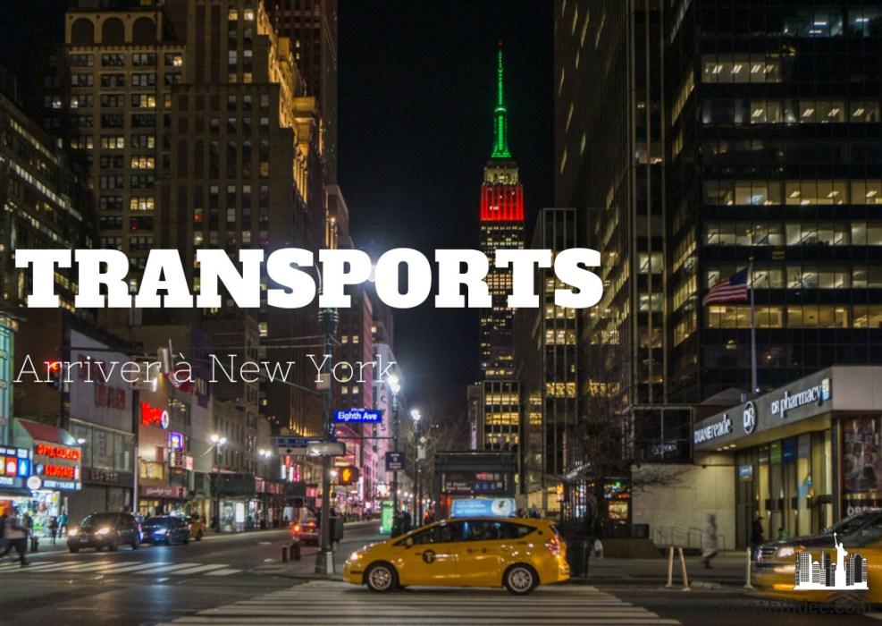 Transports new york