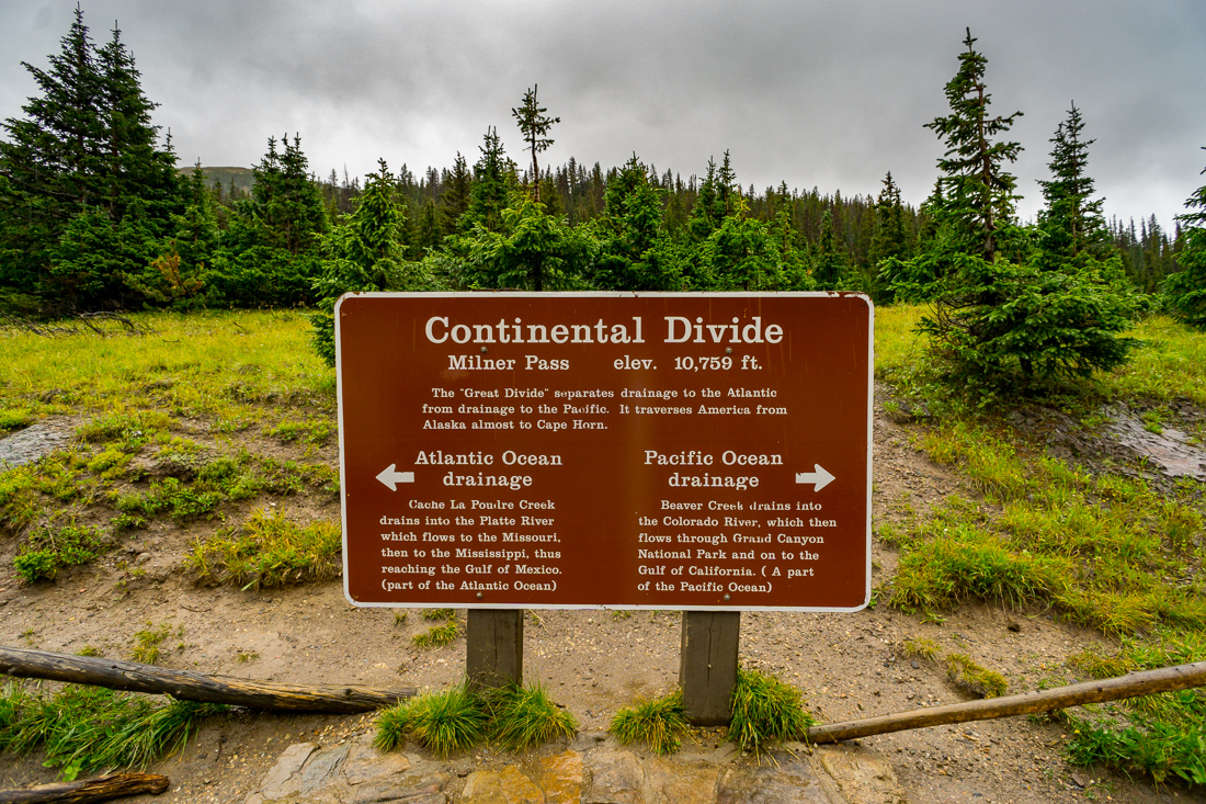 Continental divide 1
