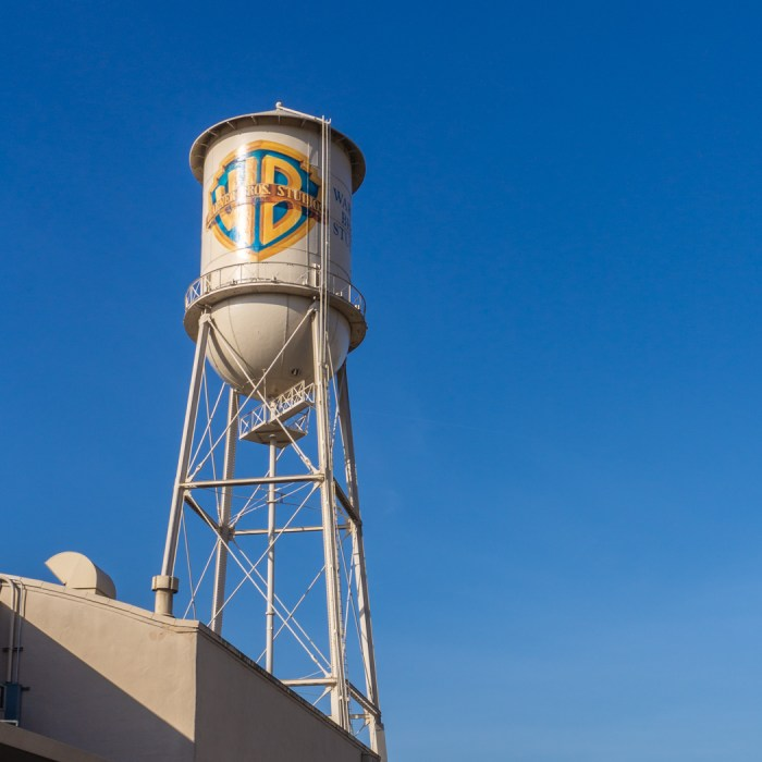 Warner bros studios 1 2