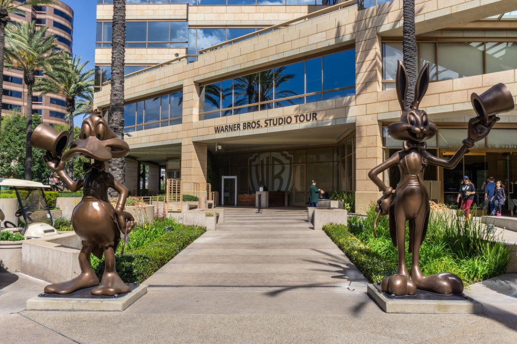 Warner bros studios 3